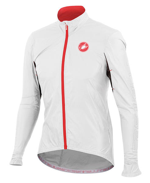 Castelli Velo Jacket Color: White