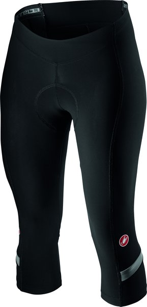 Castelli Velocissima 2 Knicker Color: Black