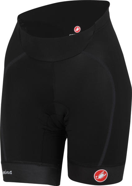 Castelli Velocissima Shorts - Women's Color: Black