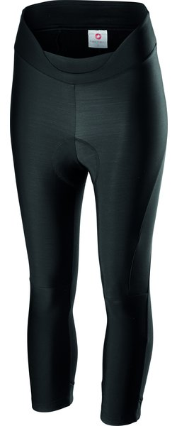 Castelli Velocissima Knicker Color: Black