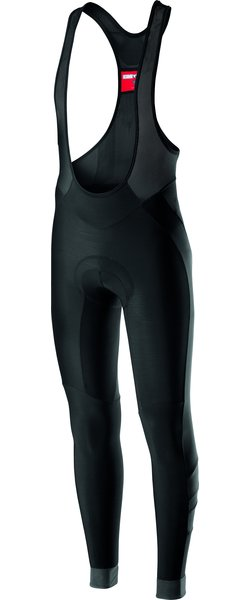 Castelli Velocissimo 4 Bibtight Color: Black