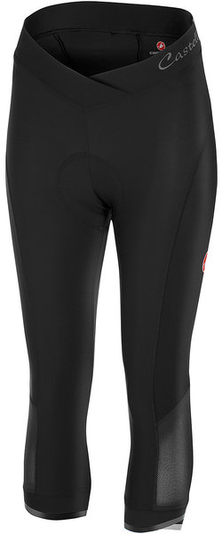 Castelli Vista Knicker Color: Black