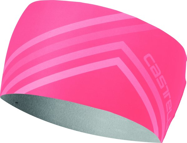 Castelli Viva 2 W Headband Color: Brilliant Pink