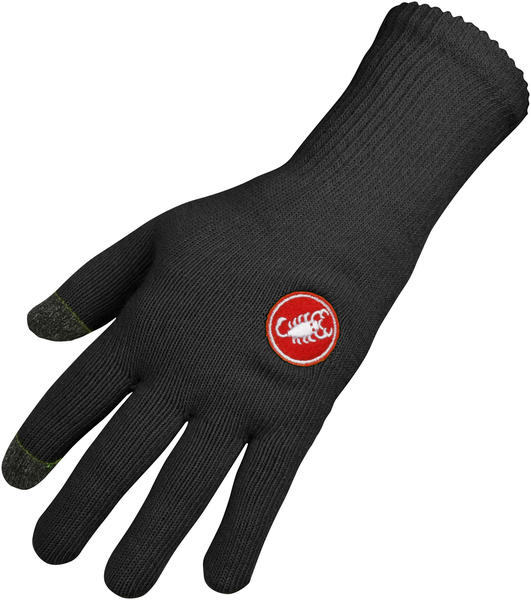Castelli Prima Gloves - Color: Black