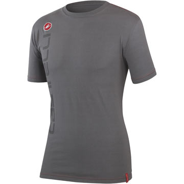 Castelli Veloce T-Shirt Color: Anthracite