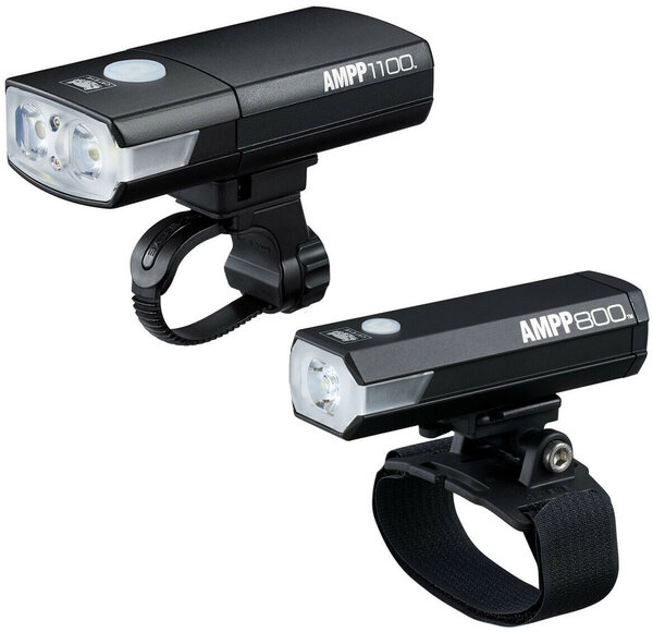 CatEye AMPP1100/AMPP800 Light Set