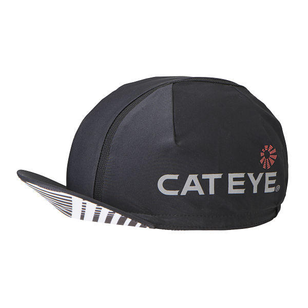 CatEye Cycling Cap Color: Black