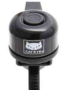 CatEye Flextight Bell Color: Black