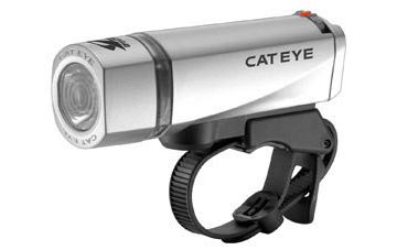 CatEye HL-EL450 Headlight Color: Silver