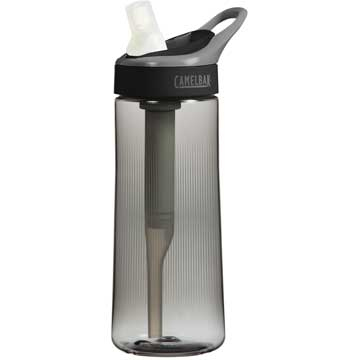 CamelBak .6L Groove Bottle Color: Graphite