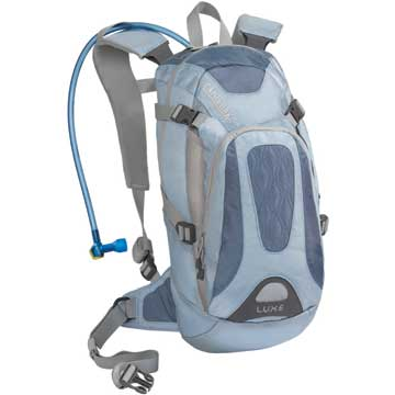 CamelBak L.U.X.E. - Women's Color: Dream Blue/Blue Shadow