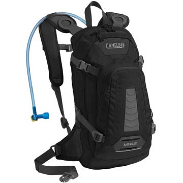 CamelBak M.U.L.E. Color: Black/Charcoal