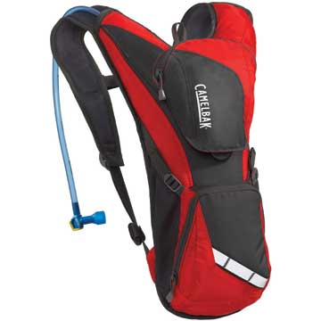 CamelBak Rogue Color: Racing Red
