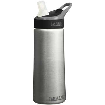 CamelBak Groove Stainless .6L Bottle Color: Natural