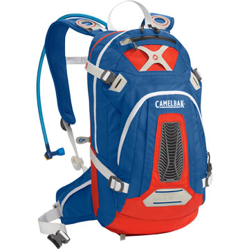 CamelBak M.U.L.E. NV Color: Skydiver/Orange