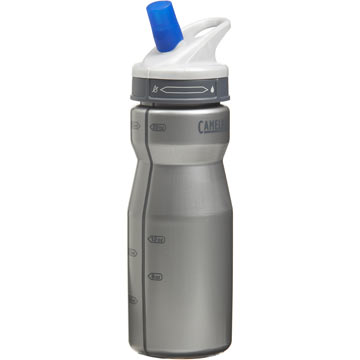 CamelBak Performance Bottle Color: Silver