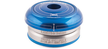 Cane Creek 110 Series Integrated Headset Color: Blue