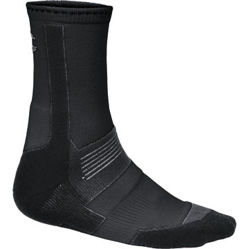 Cannondale Winter Mid Socks Color: Black