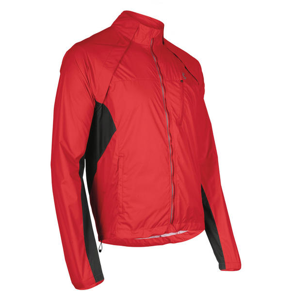 Cannondale Morphis Jacket Color: Emperor Red
