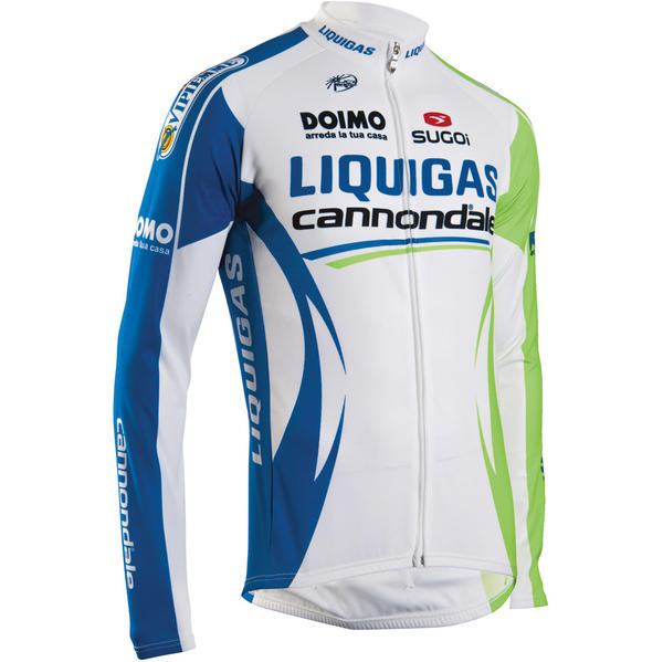 Cannondale Liquigas-Cannondale Winter Long Sleeve Jersey