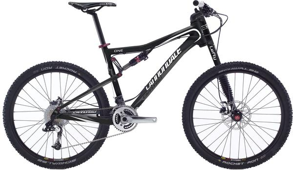 Cannondale RZ One Twenty 1 Color: Jet Black