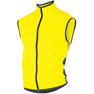 Cannondale Pack-Me Vest Color: Hi Vis Yellow