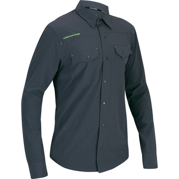 Cannondale Long Sleeve Shop Shirt