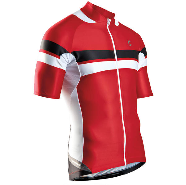 Cannondale L.E. Jersey Color: Emperor Red