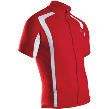 Cannondale Classic Jersey Color: Emperor Red