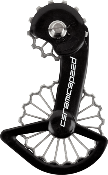 CeramicSpeed 3D-Printed Ti OSPW System for Shimano 9100-series Color: Titanium