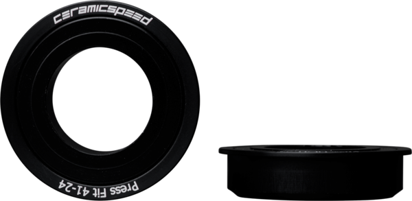 CeramicSpeed BB86 Bottom Bracket for Shimano Color: Black