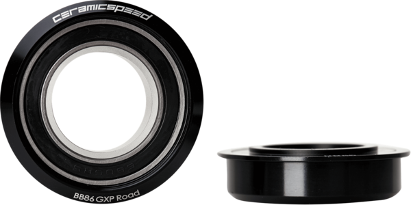 CeramicSpeed BB86 Bottom Bracket for SRAM GXP Color: Black