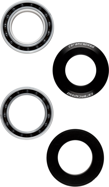 CeramicSpeed BB90 Bottom Bracket Trek SRAM GXP Color: Black