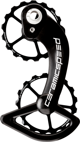 CeramicSpeed OSPW System for Shimano 9000/6800 Color: Black