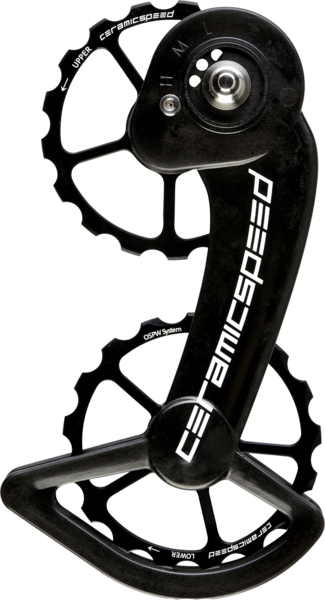CeramicSpeed OSPW System for SRAM Mechanical Color: Black