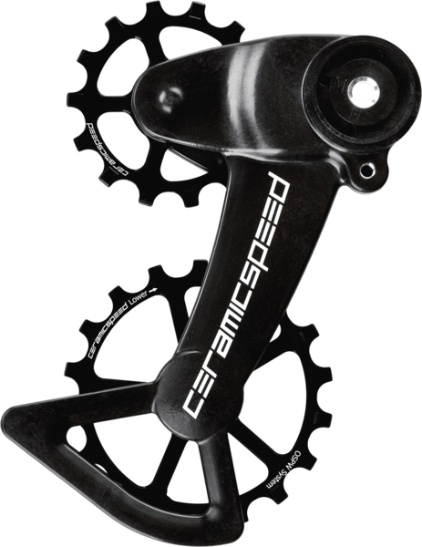 CeramicSpeed OSPW X for SRAM Eagle AXS Color: Black
