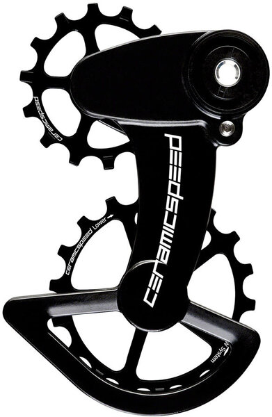 CeramicSpeed OSPW X for SRAM Rival & Force 1 Type 3 Color: Black