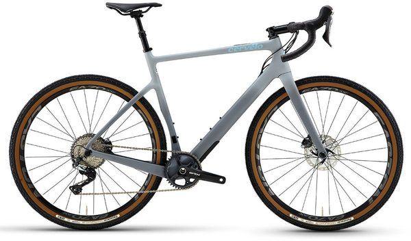 Cervelo Aspero GRX 1 Color: Grey/Seabreeze