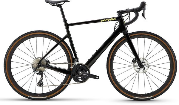 Cervelo Aspero GRX RX810 Color: Black/Gold