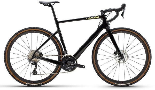 Cervelo Aspero GRX Di2 Color: Black/Gold