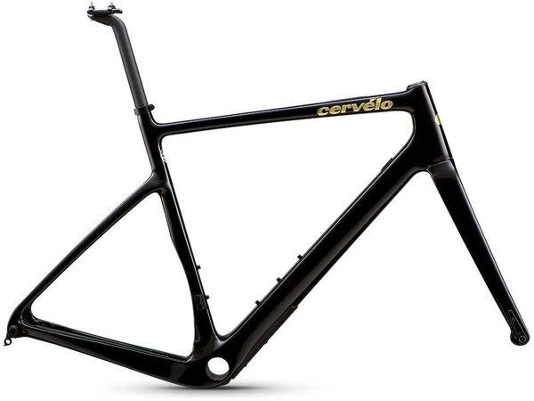 Cervelo Aspero Frameset Color: Black/Gold