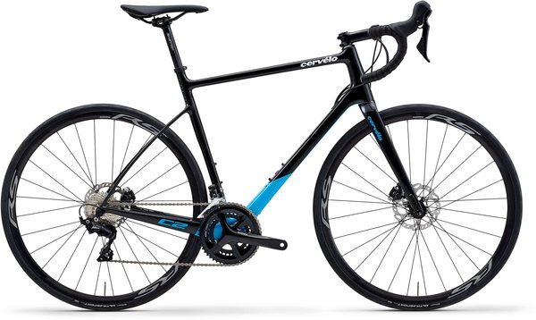 Cervelo C2 105 Color: Black/Riviera