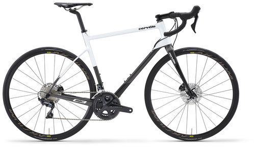 Cervelo C3 Disc Ultegra 8020 Color: White/Grey/Black