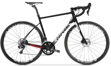 Cervelo C3 (Ultegra Di2) Price listed is for bike as defined in Specifications (image may differ).