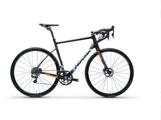 Cervelo C5 Dura-Ace Di2 9000 Color: Black/White