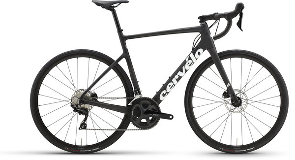 Cervelo Caledonia 105 Color: Black/White