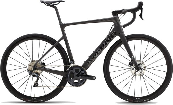 Cervelo Caledonia-5 Ultegra Color: Carbon/Charcoal