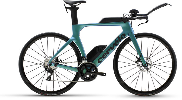 Cervelo P-Series 105 Color: Chameleon Blue