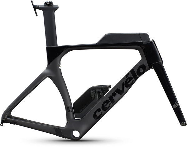 Cervelo P-Series Frameset Color: Carbon/Black