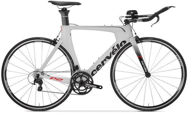 Cervelo P2 (105) Color: Light Grey